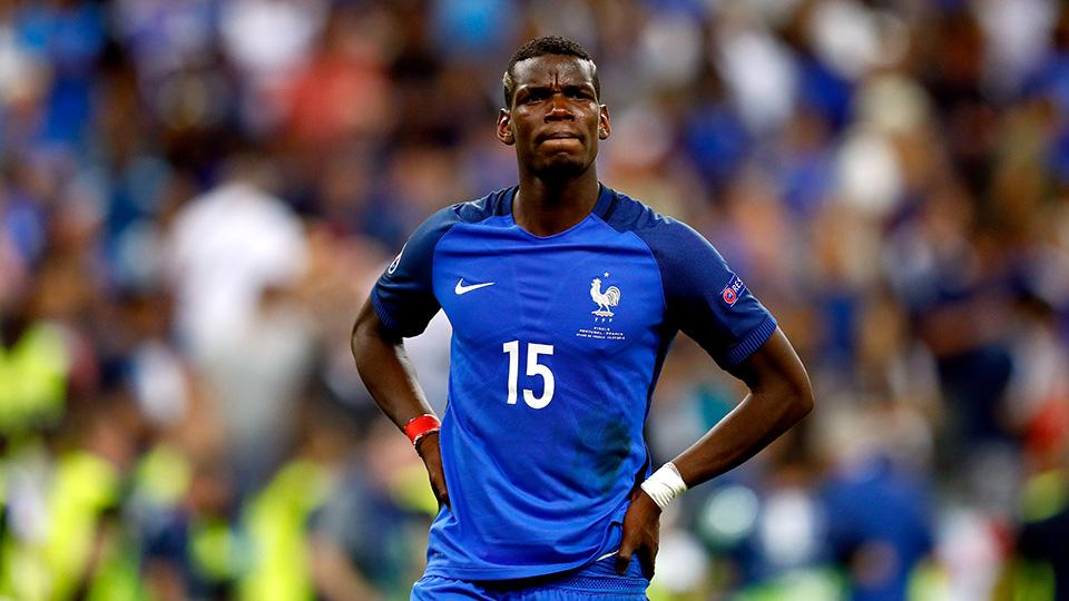 Paul Pogba in no rush to leave Juventus, says Mino Raiola