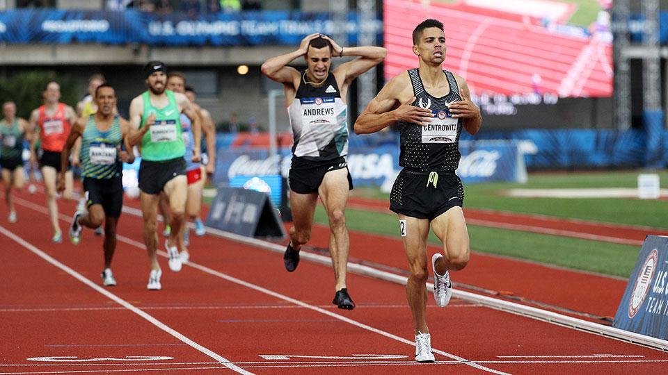 Matthew Centrowitz track and field