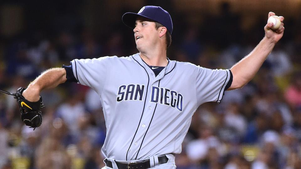 Red Sox land pitcher Drew Pomeranz in trade with Padres