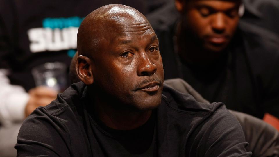 Michael Jordan will be Michigan's honorary captain at opener