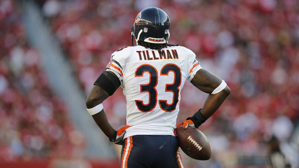 Former Chicago Bears legend Charles Tillman announces retirement