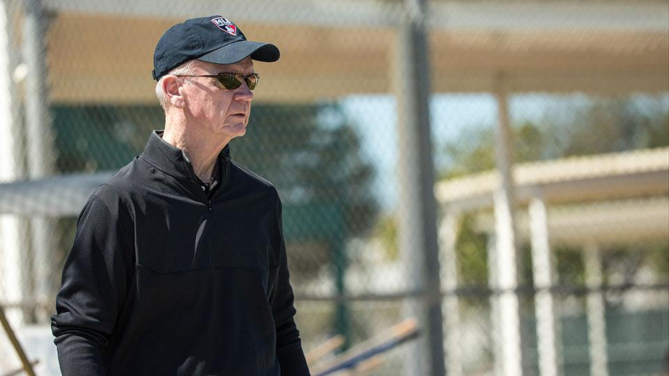 Twins fire general manager Terry Ryan