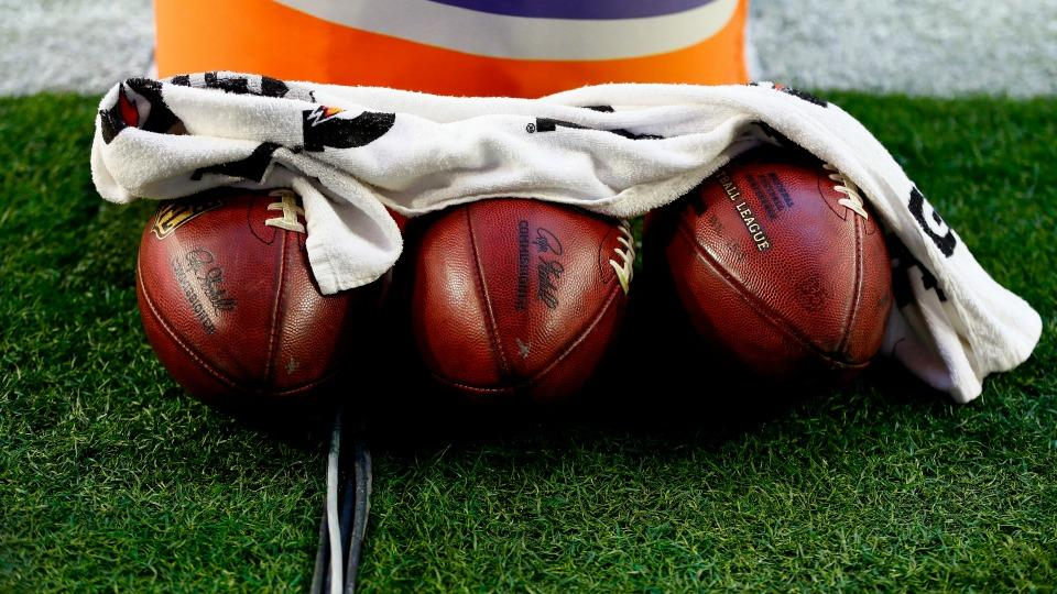 NFL will put chips in footballs as part of study
