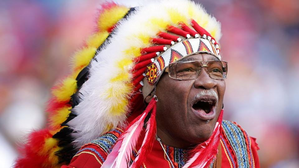 Washington superfan Zema 'Chief Zee' Williams has died