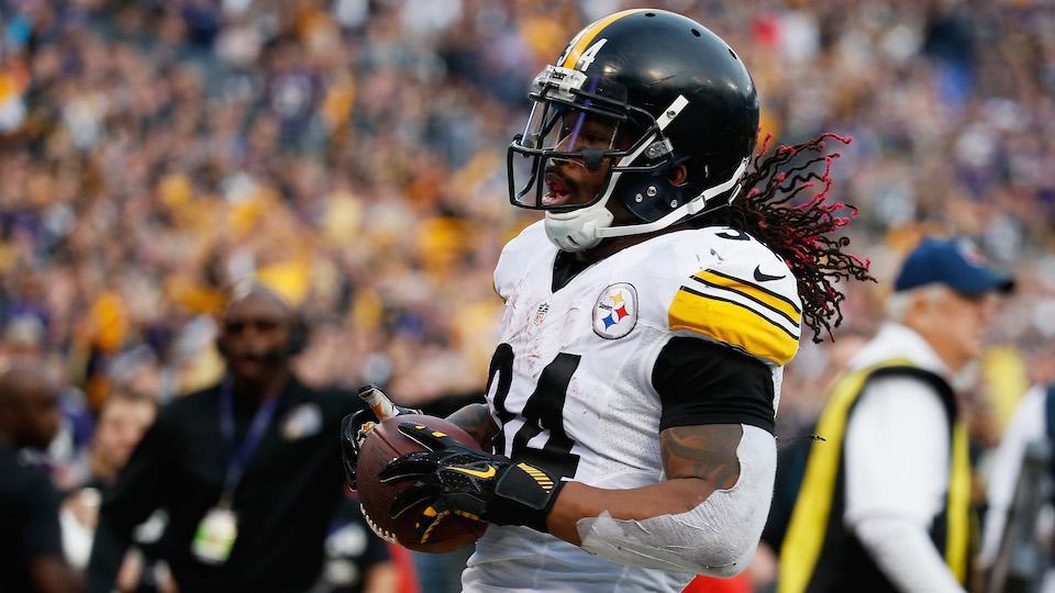 Steelers RB Bell Facing 4-Game Ban After Missing Drug Test