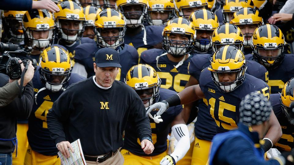 Michigan Vegas Favorite to win National Title