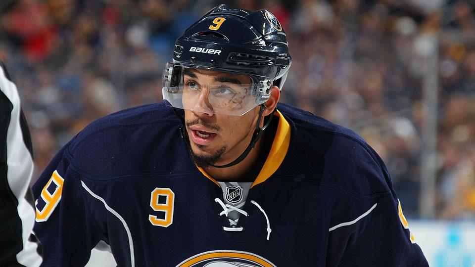 Evander Kane arrested, charged with misdemeanor trespassing in bar incident