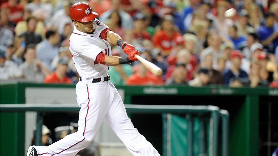 Report: With Ian Desmond's future uncertain, Nationals looking to add SS