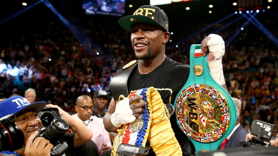 Floyd Mayweather Jr.'s transcendent qualities have made him a standout among boxing and non-boxing fans.