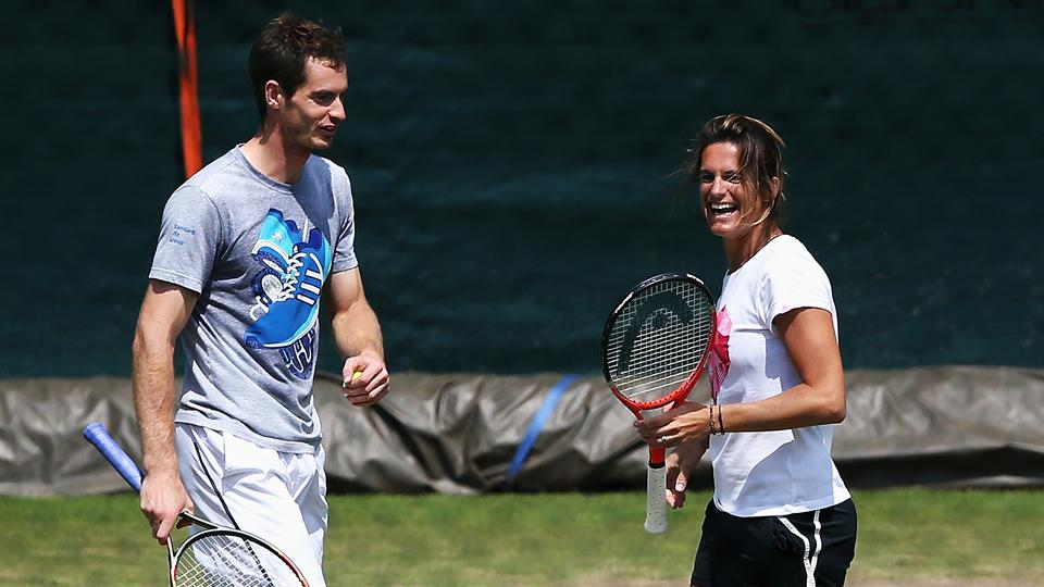 Daily Bagel: Deeper look into Andy Murray and coach Amélie Mauresmo