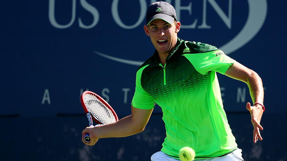 Daily Bagel: Rookie Dominic Thiem, why tennis players hate sunscreen