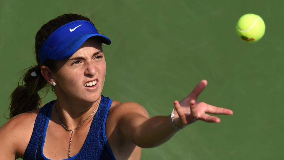 CiCi Bellis loses in round two of junior U.S. Open tournament