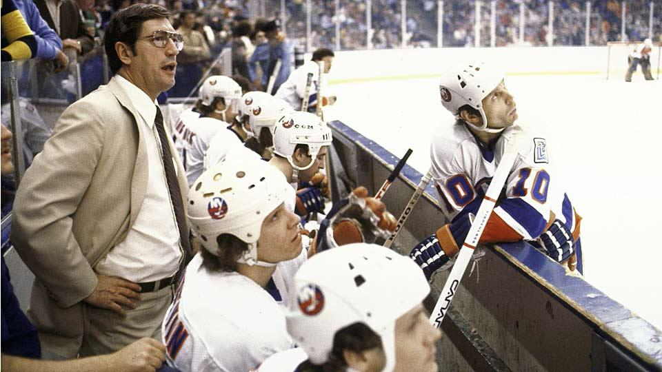 Coach Al Arbour guided the Islanders during a meteoric rise from downtrodden expansion team to one of the NHL's greatest dynasties.