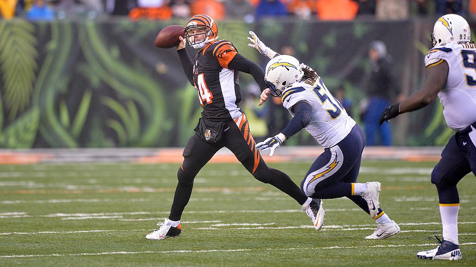 Fixing the QBs: Will Andy Dalton ever learn to thrive under pressure?