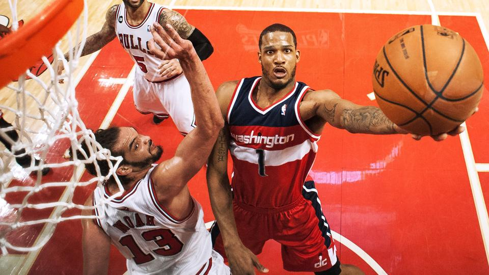 Trevor Ariza turned a career season into a $32 million contract with the Rockets.
