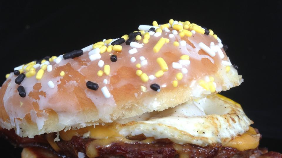 Concession Food Item of the Week: The Brunch Burger