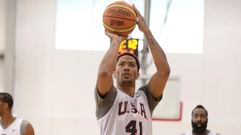 Derrick Rose eyes FIBA World Cup roster spot, contention for Bulls