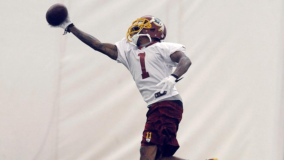 DeSean Jackson could be the key to a new passing game in Washington as the team attempts to bounce back from a 3-13 season..