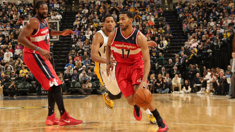 Report: Washington Wizards re-sign Garrett Temple to two year deal