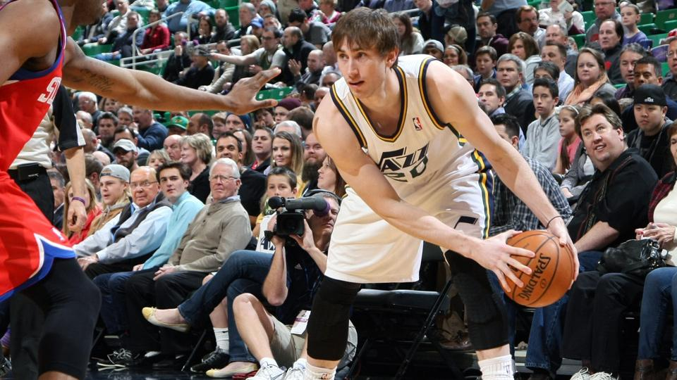 Gordon Hayward returns to the Jazz as a key member of their rebuild.