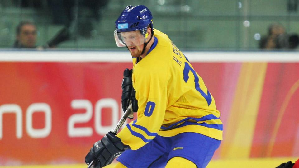 Henrik Sedin has scored 12 goals and 27 points in 49 games for Sweden in international play, but will miss the 2014 Olympics due to injury.