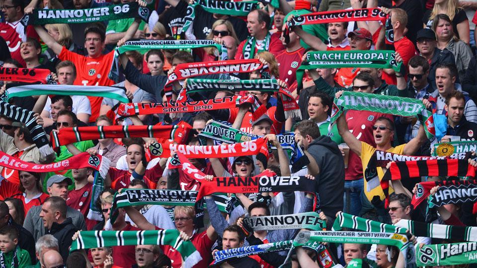 Hannover 96 schedule: Bundesliga fixtures 2014/2015