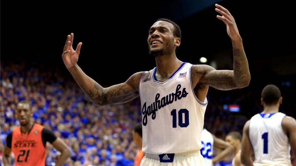 Ex-Kansas PG Naadir Thorpe will join the NBA D-League next season