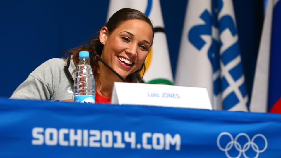 Though some questioned her selection to the U.S. Olympic team, Lolo Jones is competing as a bobsledder in Sochi after participating in the 2008 and 2012 summer Olympic games.