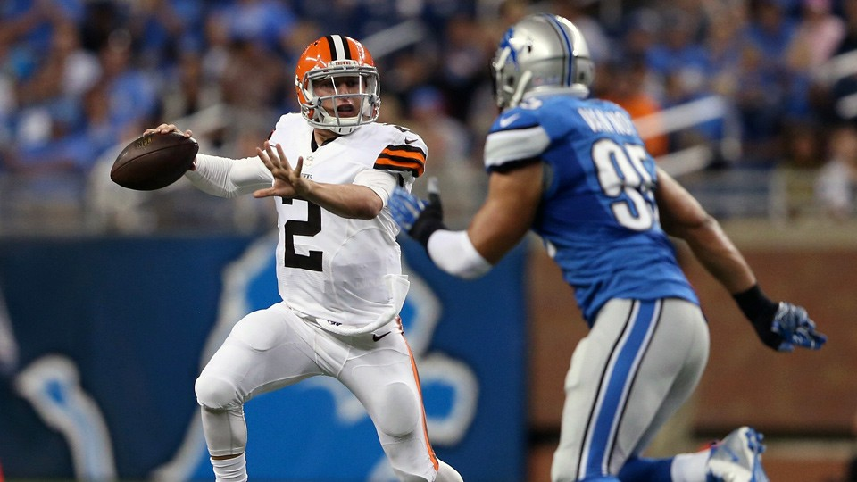 Browns trending upward, but Manziel or Hoyer must take the reins at QB