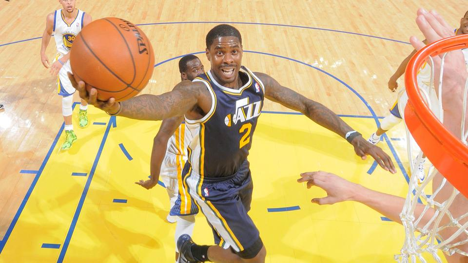 Marvin Williams has played both forward position during his nine-year NBA career with the Jazz and Hawks.