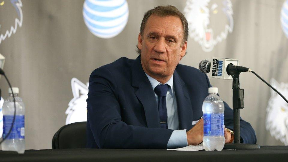 Flip Saunders sends all Timberwolves fans a note to get out of work early