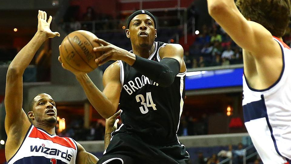 Wizards agree to sign Paul Pierce to 2-year contract