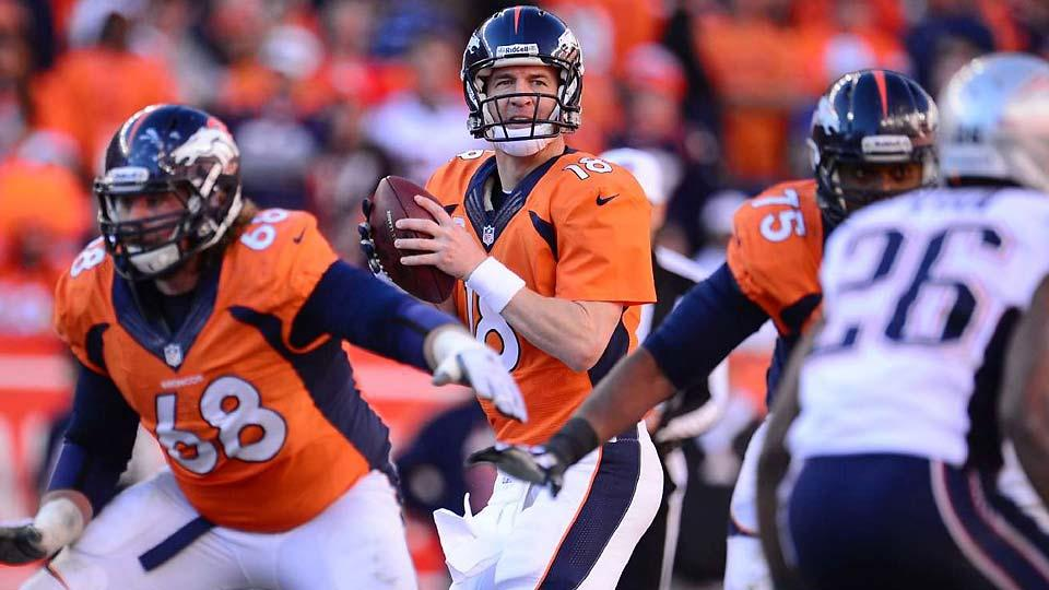 If Peyton Manning stays healthy, there's no doubt the Broncos will return to the playoffs this year.