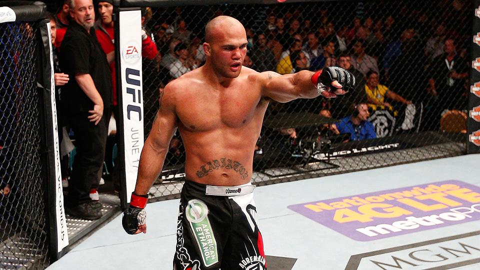 Robbie Lawler will face Matt Brown in a match sure to feature a brutally violent finish.