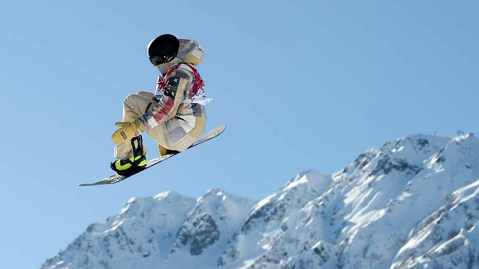 After several riders expressed concern about the slopestyle course's design earlier this week, Sage Kotsenburg called it