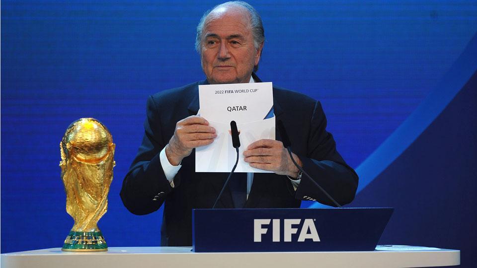 Qatar 'confident' it will host 2022 World Cup despite alleged corruption