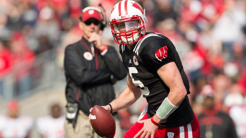 Report: Wisconsin to start Tanner McEvoy at quarterback
