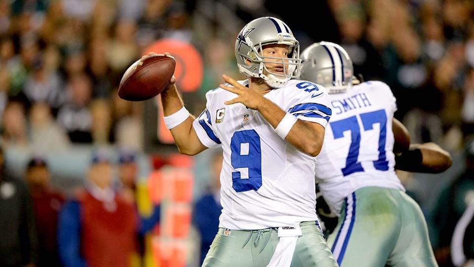 Cowboys QB coach: Back surgery affecting Tony Romo's deep ball