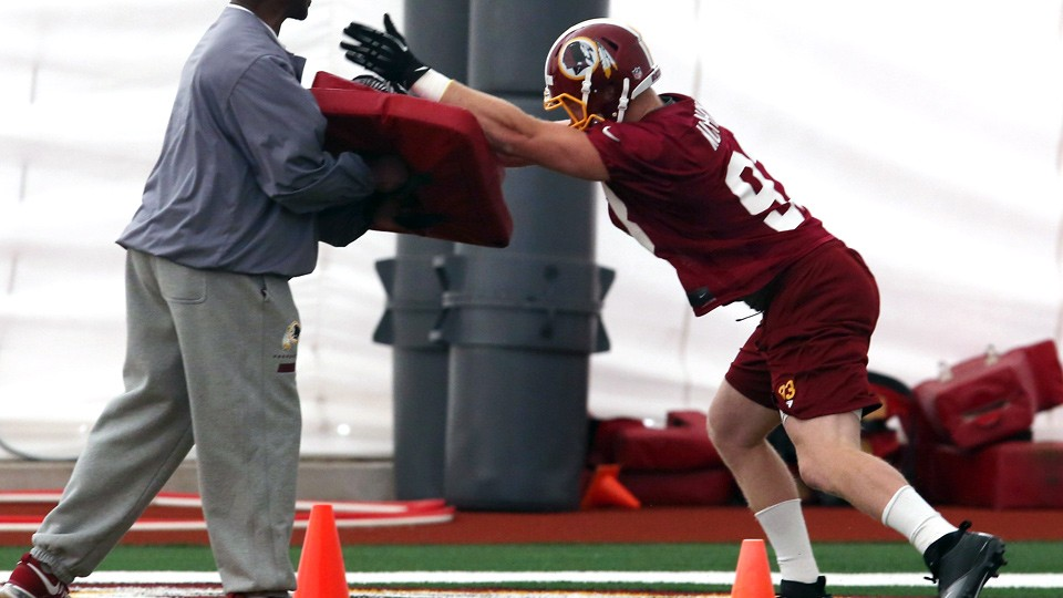 Redskins rookie Trent Murphy ready to add to strong linebacker core