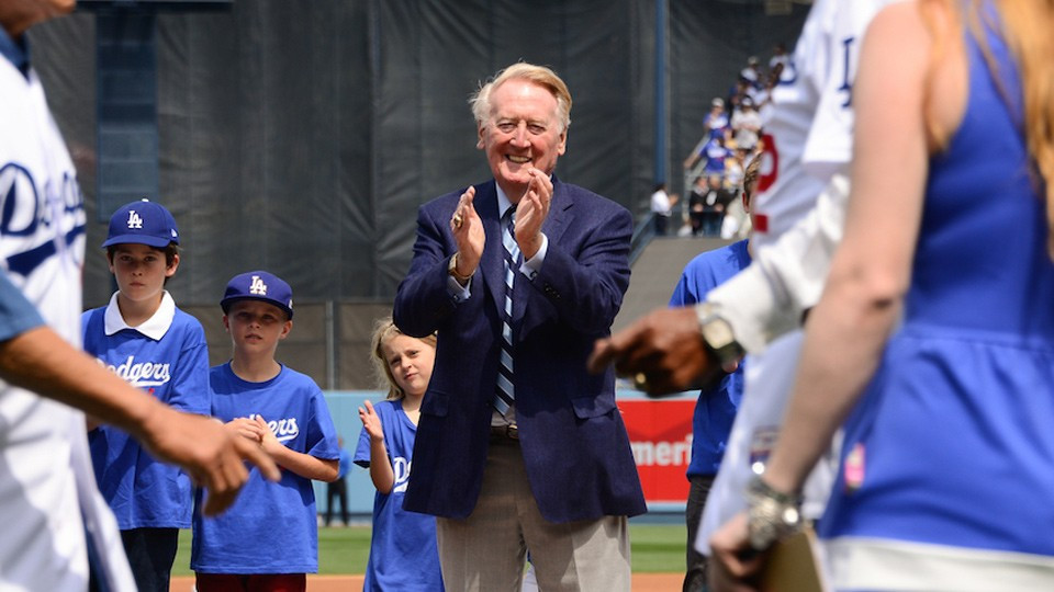 Dodgers announcer Vin Scully to return for 66th season
