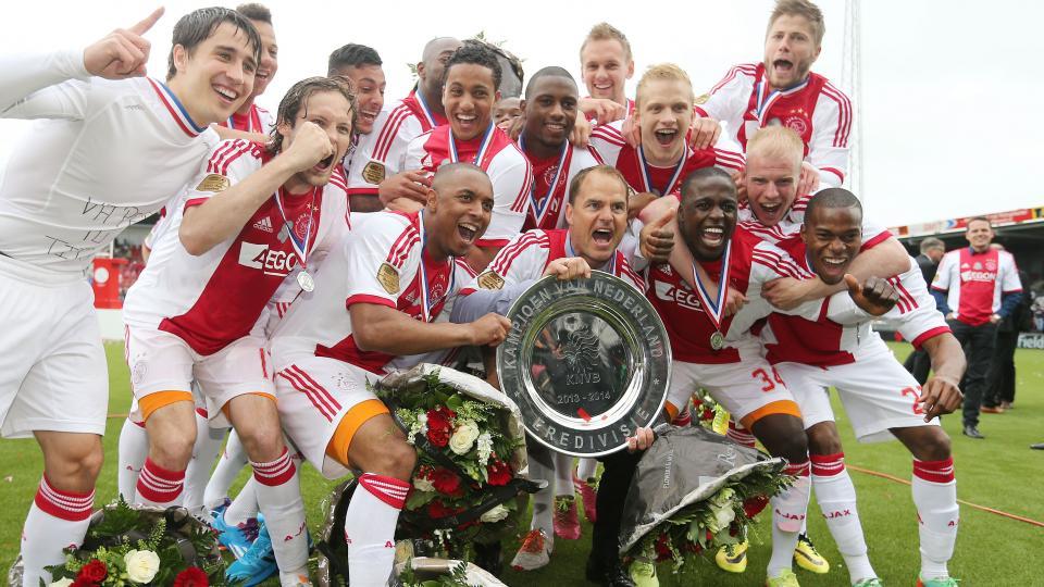AFC Ajax schedule: Eredivisie fixtures 2014/2015