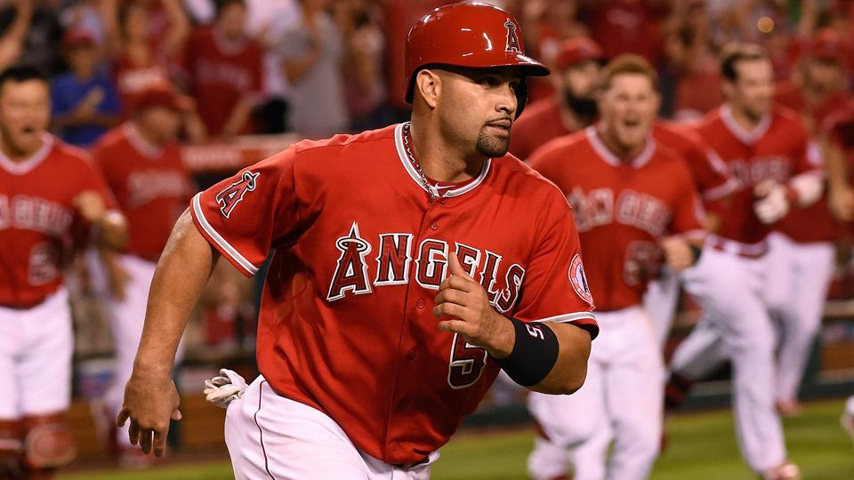 News and notes: Pujols contemplates retirement, Oakland's August skid