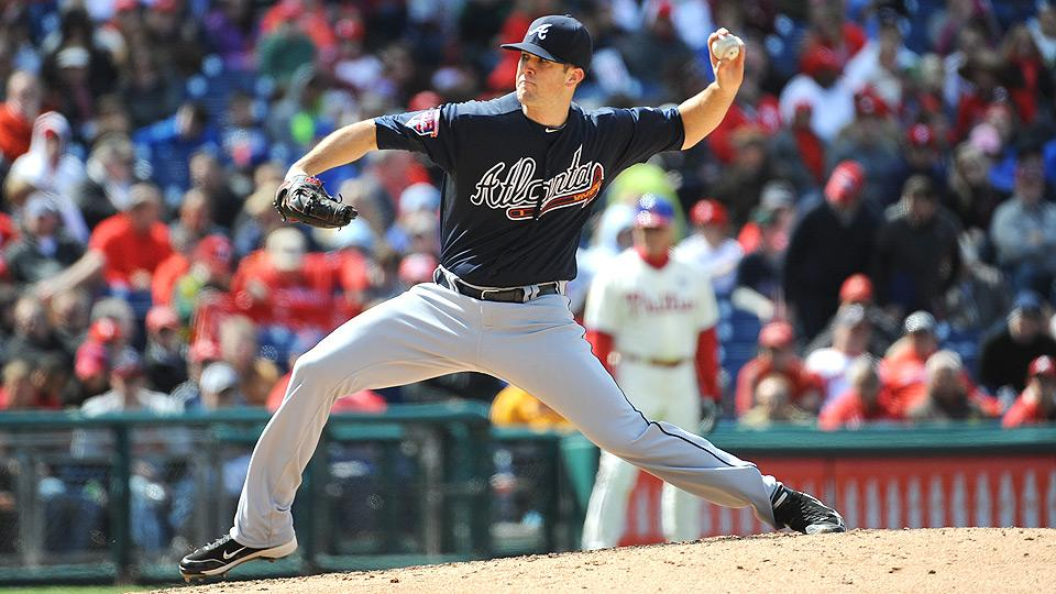 After a brief stint in the minors, Alex Wood is back in the Atlanta rotation after Gavin Floyd's injury.
