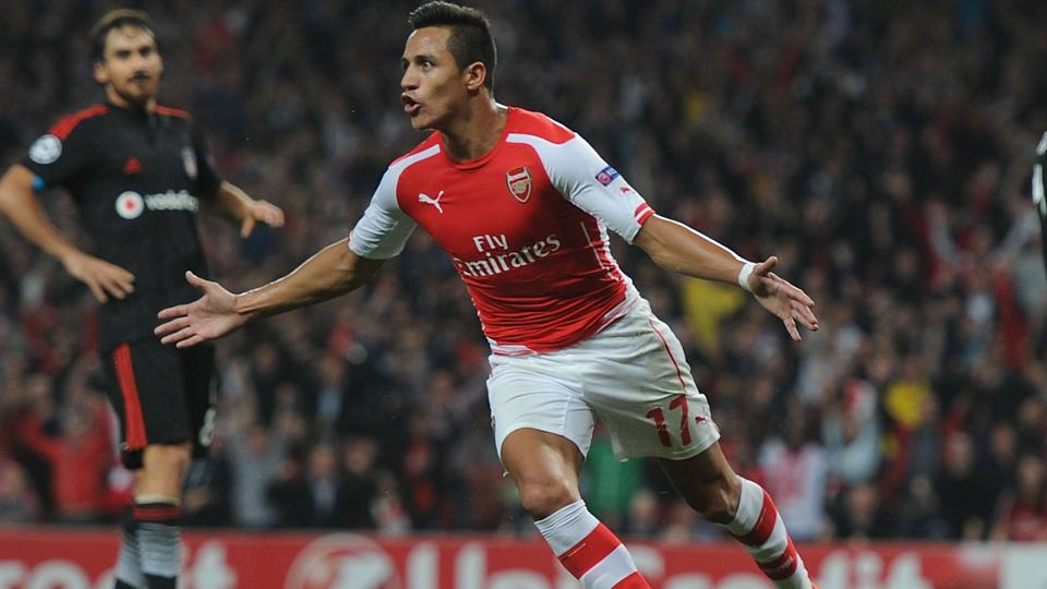 Arsenal survives Besiktas to qualify for Champions League yet again