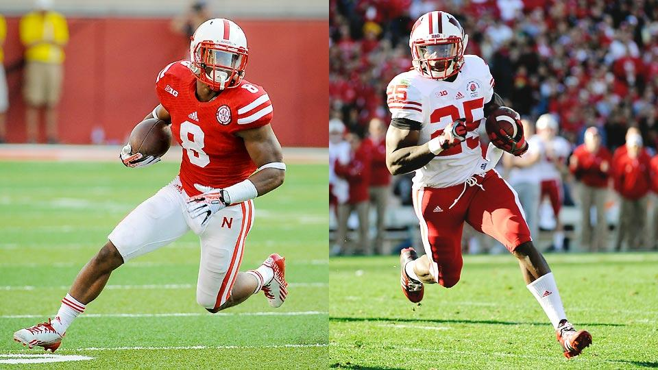 Nebraska's Abdullah, Wisconsin's Gordon are friends pushing to be best