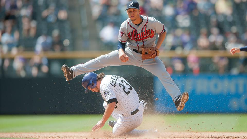 Top glove: Andrelton Simmons, Jason Heyward catch it all for the Braves