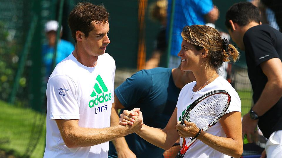 Daily Bagel: Murray working with Mauresmo through hard-court season