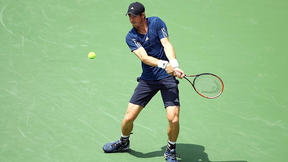 Andy Murray saves two match points to edge John Isner in Cincinnati