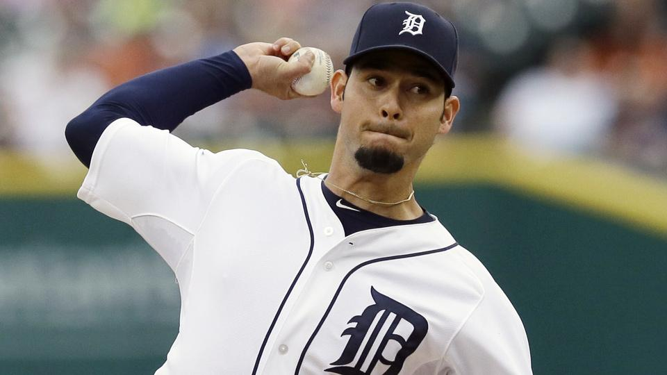 Anibal Sanchez's setback is unwelcome news for struggling Tigers