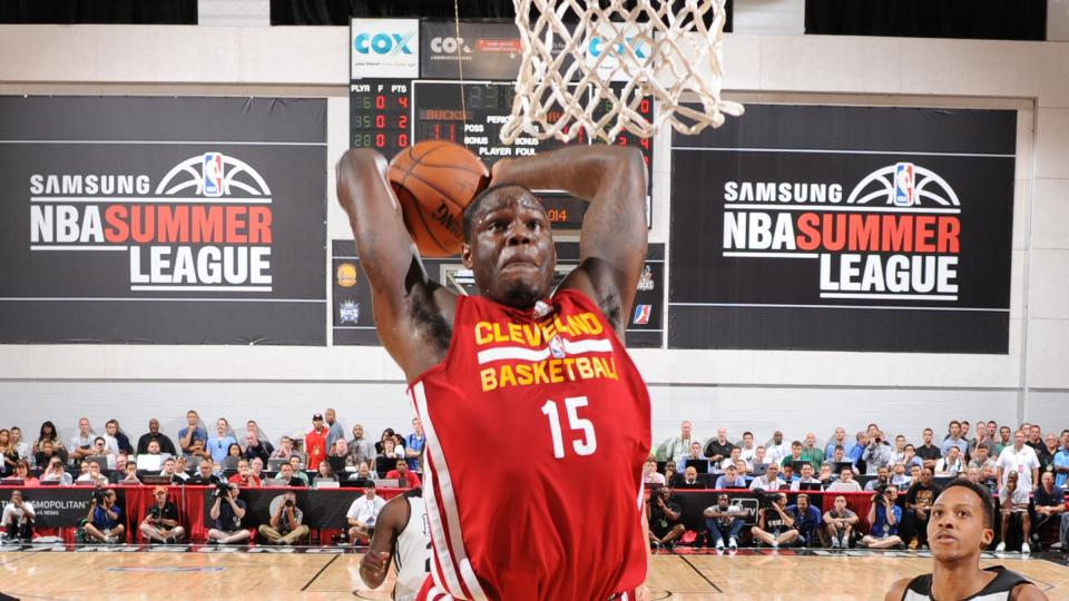 Cavaliers' Anthony Bennett improves after getting tonsils removed